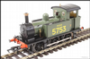 Hattons H4-P-014 SECR P Class 0-6-0T 5753 in ROD green